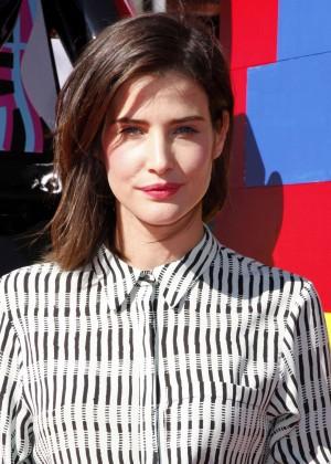 Cobie Smulders: The LEGO Movie Premiere -07
