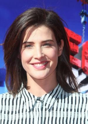 Cobie Smulders: The LEGO Movie Premiere -11