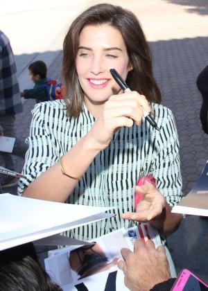 Cobie Smulders: The LEGO Movie Premiere -15