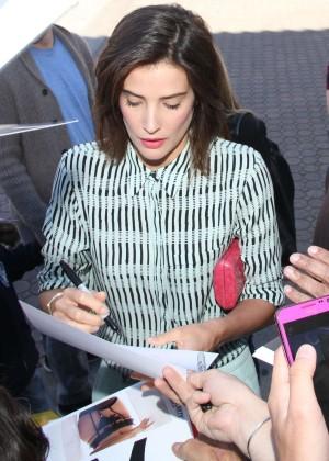 Cobie Smulders: The LEGO Movie Premiere -16