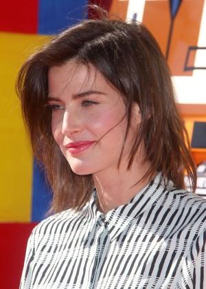 Cobie Smulders: The LEGO Movie Premiere -18