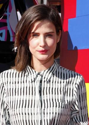 Cobie Smulders: The LEGO Movie Premiere -21