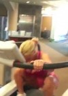 Coco in gym video -05