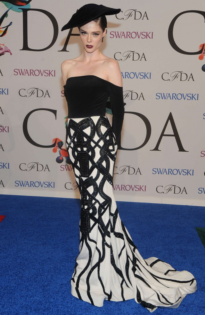 Fashion week Cfda at the fashion awards for girls