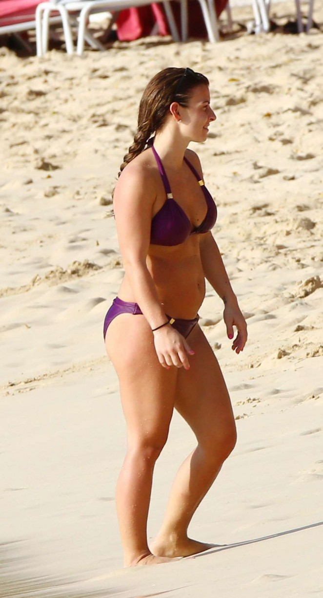 Back to post Coleen Rooney – Wearing Bikini in Barbados Vanessa Hudgens Straight Hair