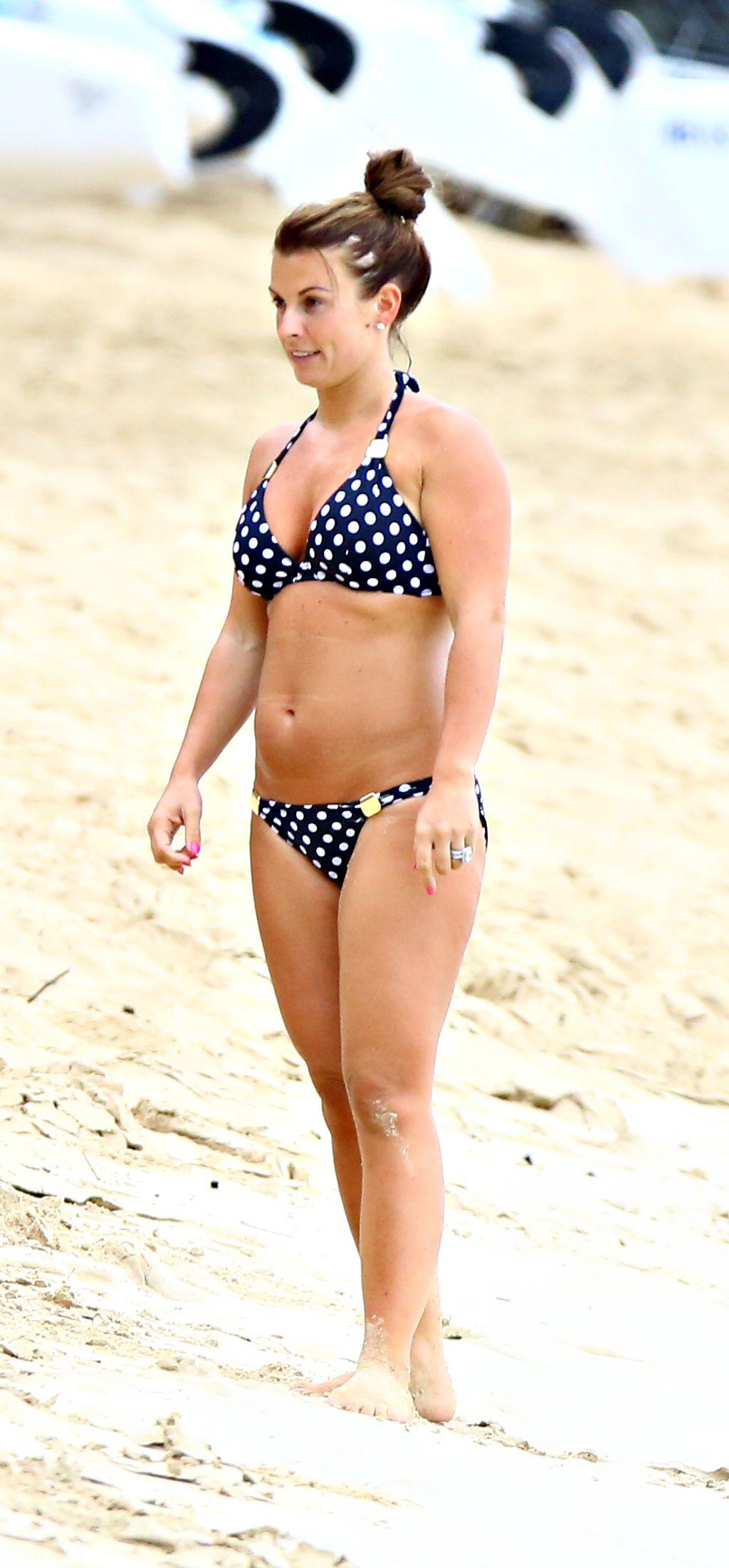 rooney bikini Coleen
