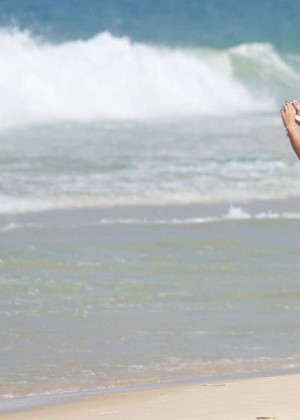 Coleen Rooney Bikini: 2014 in Rio de Janeiro -07