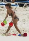 Coleen Rooney Bikini 2013 Pics - Barbados -12