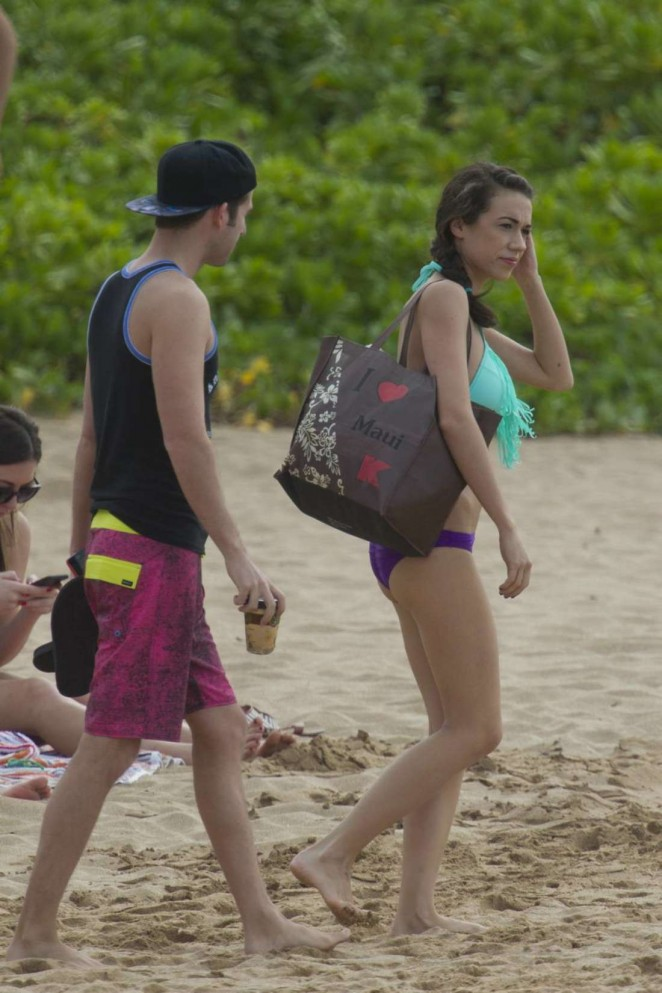 colleen ballinger in a bikini