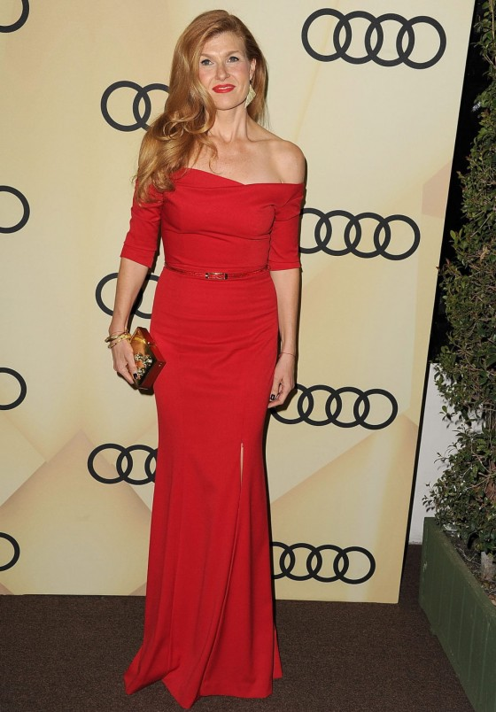 Connie Britton - 2013 Audi Golden Globe Kick Off Cocktail Party in LA