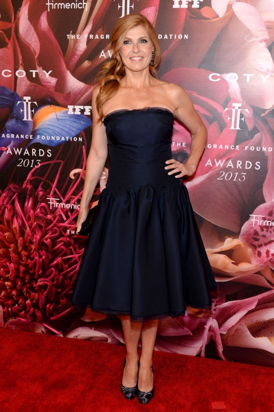 Connie Britton - Fragrance Foundation Awards 2013-01