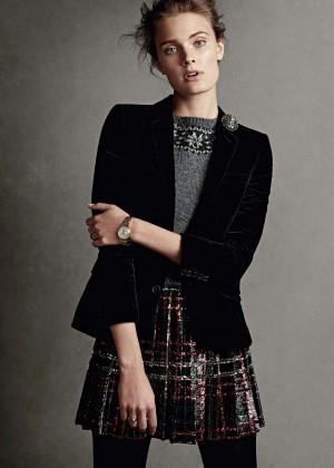 Constance Jablonski - Vogue Australia Magazine (November 2014)