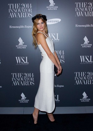 Constance Jablonski - WSJ Magazine 2014 Innovator Awards in NY