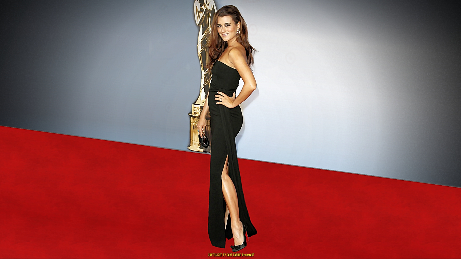 Cote De Pablo 10 Hot Wallpapers 08 Gotceleb