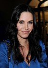 Courtney Cox in tight leather pants at 2013 TCA Winter Tour In Pasadena Jan 4, 2013