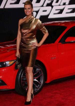 Courtney Hansen: Need For Speed Premiere -01