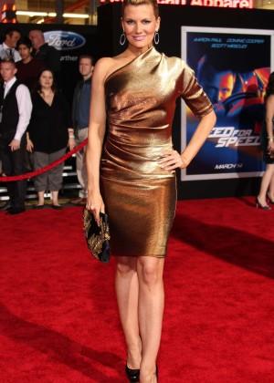 Courtney Hansen: Need For Speed Premiere -08