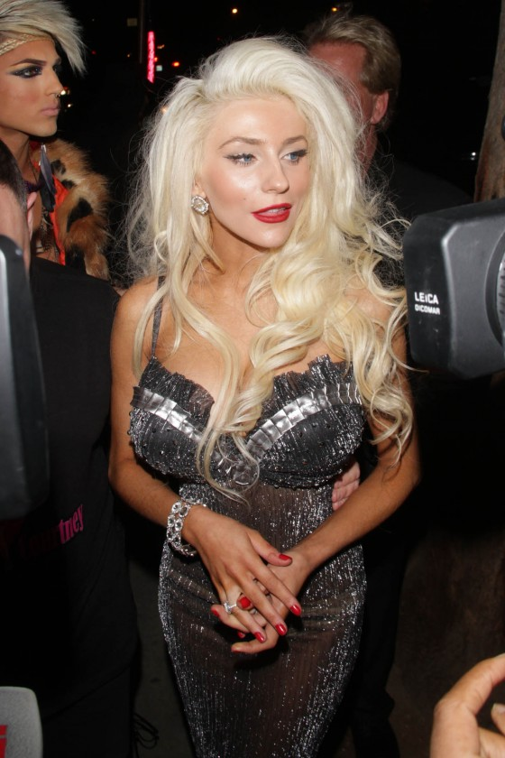 Courtney Stodden - 2013 VIP World Premiere Of a Reality Music Video-04