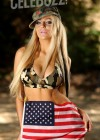Courtney Stodden - 4th of July Photoshoot-17