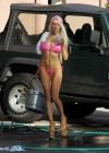 Courtney Stodden - Bikini Car Wash -02