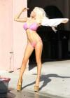 Courtney Stodden - Bikini Car Wash -10
