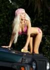 Courtney Stodden - Bikini Car Wash -12