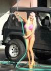 Courtney Stodden - Bikini Car Wash -13