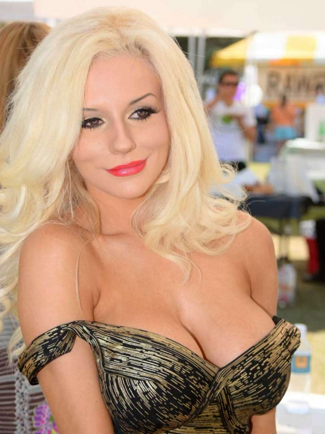 Courtney Stodden - 2014 Feline Film Festival in LA