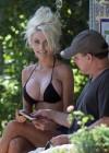 Courtney Stodden in a Bikini -14