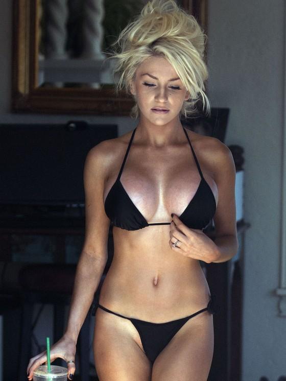 Courtney Stodden in a Bikini -15