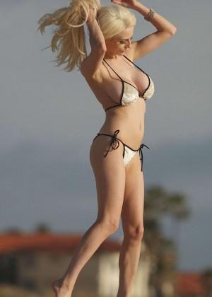 Courtney Stodden Bikini Photos: Los Angeles 2014 -08