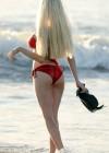 Courtney Stodden Bikini Photos: Los Angeles -09
