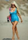 Courtney Stodden Hot Bikini Photos in Ventura -04