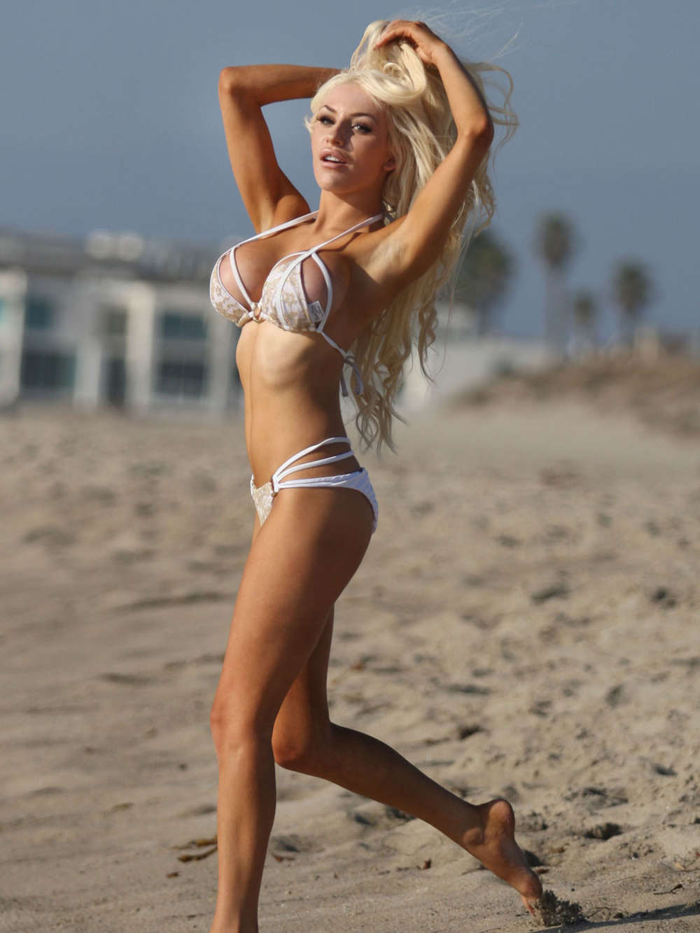 Courtney Stodden Hot Bikini Photos In Ventura 30 Gotceleb