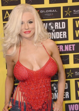 Courtney Stodden - World of Wonder in Los Angeles