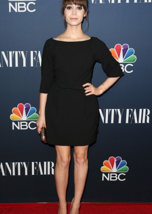 Cristin Milioti - NBC Universal Vanity Fair Party in LA