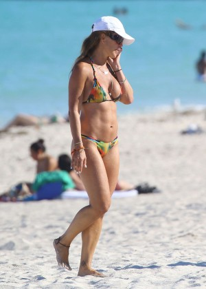 Cristy Rice Bikini Photos: 2014 Miami -09