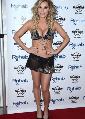 Crystal Hefner - 2014 Rehab Bikini Invitational -10