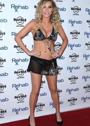 Crystal Hefner - 2014 Rehab Bikini Invitational -12