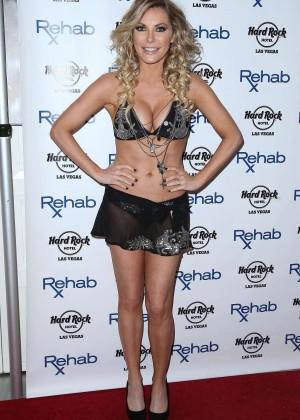 Crystal Hefner - 2014 Rehab Bikini Invitational -16