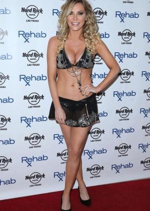 Crystal Hefner - 2014 Rehab Bikini Invitational -17