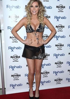 Crystal Hefner - 2014 Rehab Bikini Invitational -18
