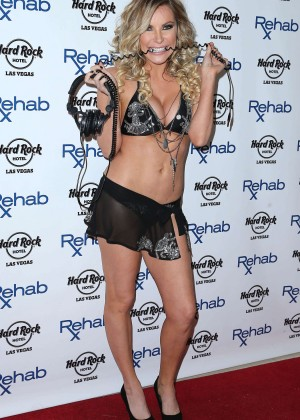 Crystal Hefner - 2014 Rehab Bikini Invitational -21