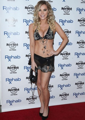 Crystal Hefner - 2014 Rehab Bikini Invitational -23