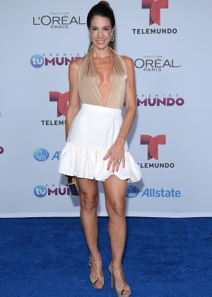 Dad Dager - 2014 Telemundo's Premios Tu Mundo Awards in Miami