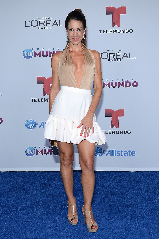 Dad Dager - 2014 Telemundos Premios Tu Mundo Awards in Miami