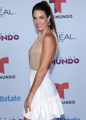 Dad Dager - 2014 Telemundos Premios Tu Mundo Awards