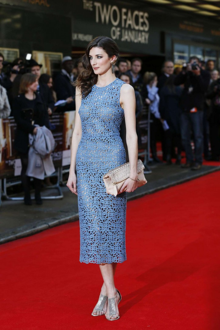 Daisy Bevan: The Two Faces of January UK Premiere -03