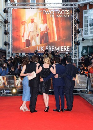 Daisy Bevan: The Two Faces of January UK Premiere -04