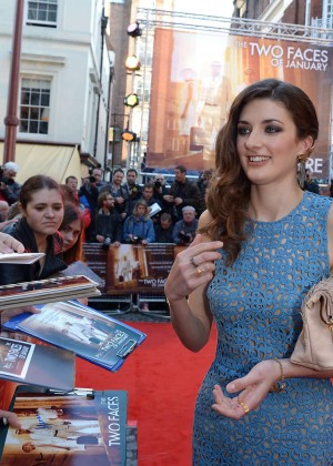 Daisy Bevan: The Two Faces of January UK Premiere -05